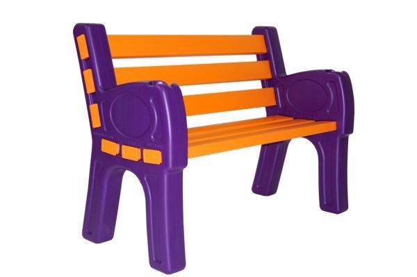 Purple/Orange